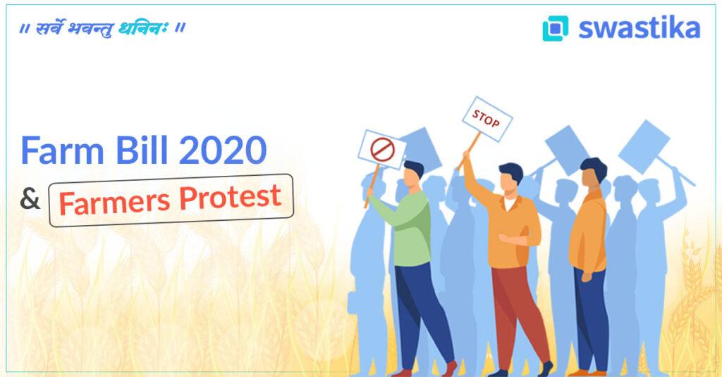 FARM BILL 2020 & FARMERS PROTEST # Farm Bill 2020 #MSP