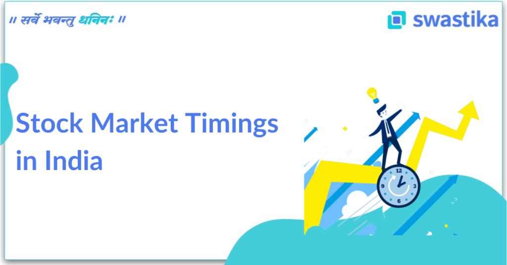 Stock Market Timings