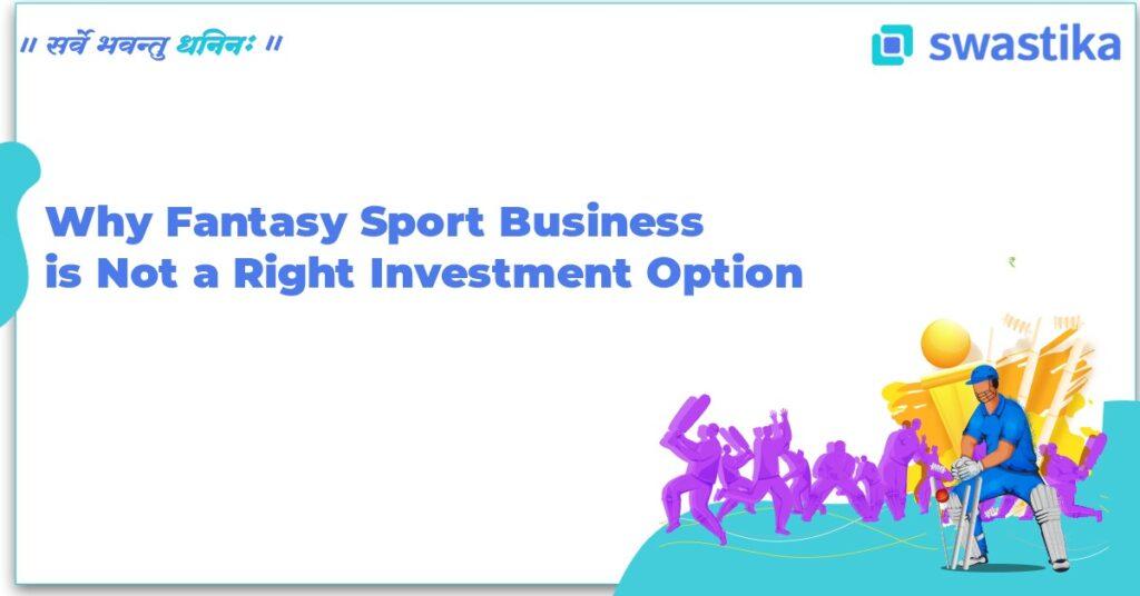 Fnatasy Sport Business, Fantasy Sports, IPL, Dream11