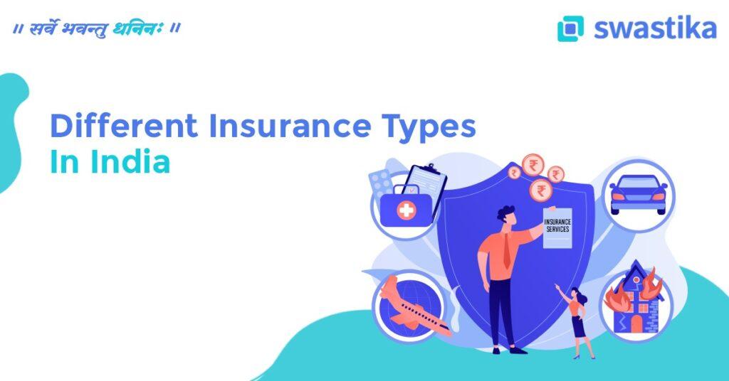 Insurance, insurance types